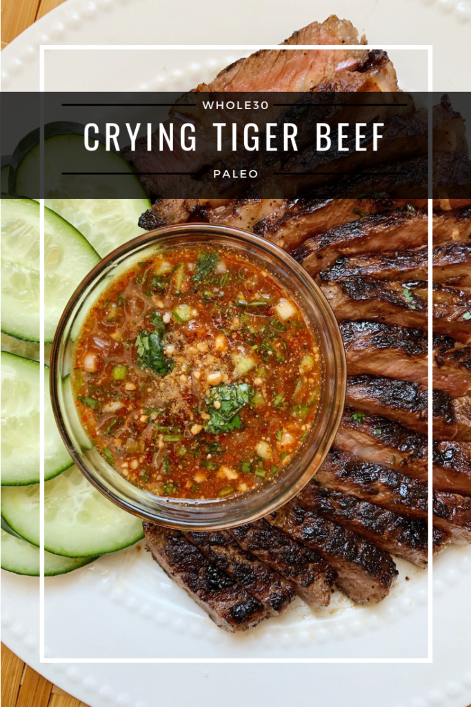 crying tiger beef