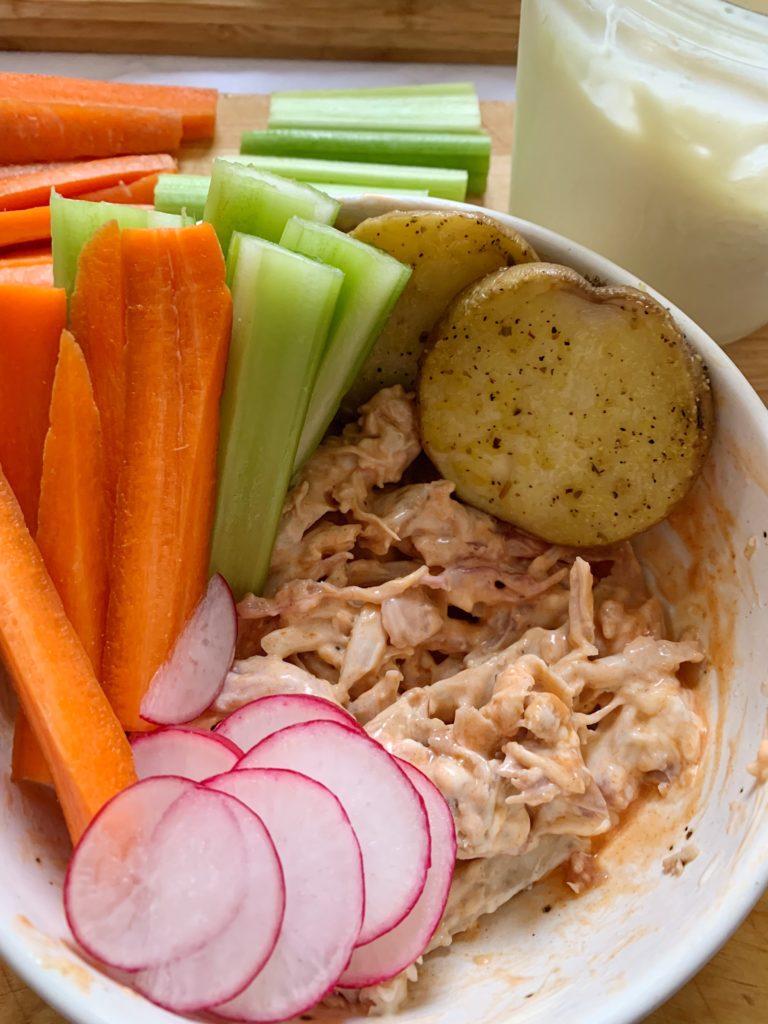scoop n go meal prep method