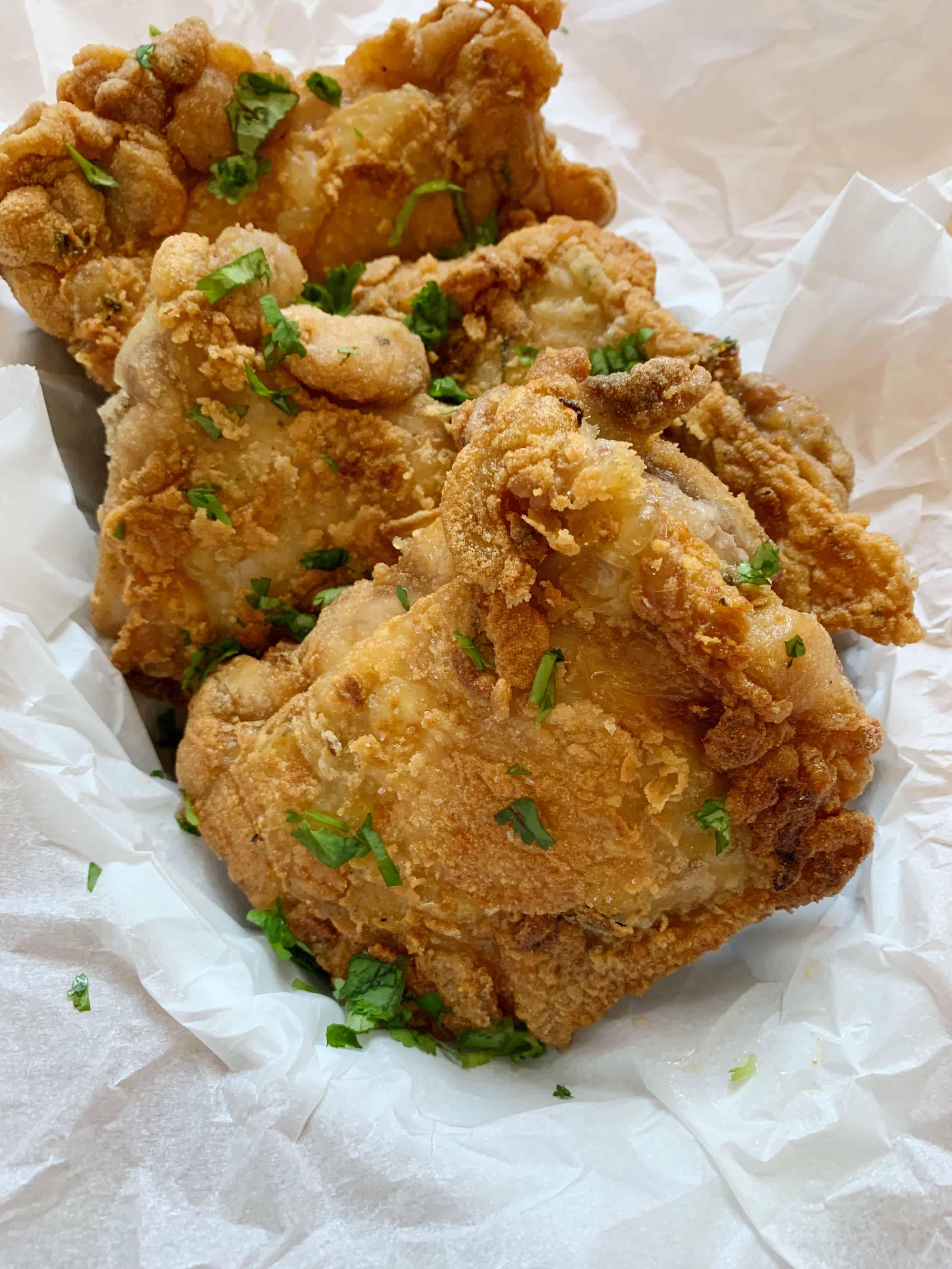 Thai Fried Chicken Whole30 Paleo