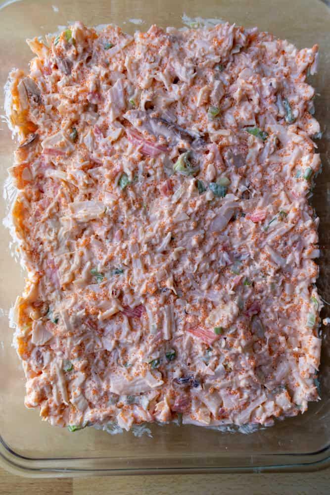 uncooked Easy Sushi Bake
